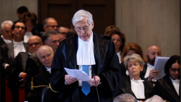 Opening of the legal year – Milano 2018