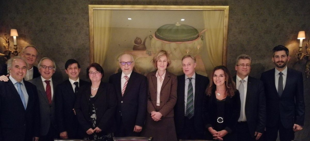 JOINT MEETING FBE and CCBE – Brussels 25 january 2018