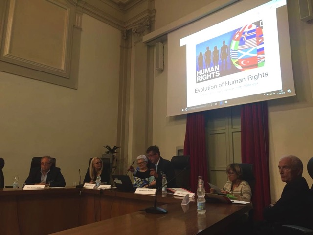 "Second International Conference about ""Healthier societies fostering healthy organisations: A cross-cultural perspective"" – Florence, 01.09.18"