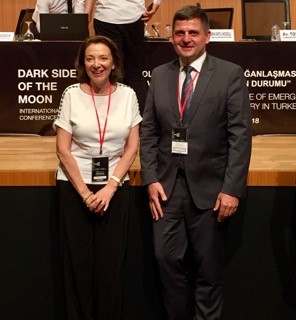 """Dark Side of the Moon"" – 2nd International Conference on Law – Istanbul, 07-09.09.18"