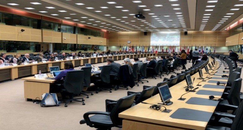 """Democracy in the EU"" 4th International colloquium – Brussels, 26-27 November 2018"