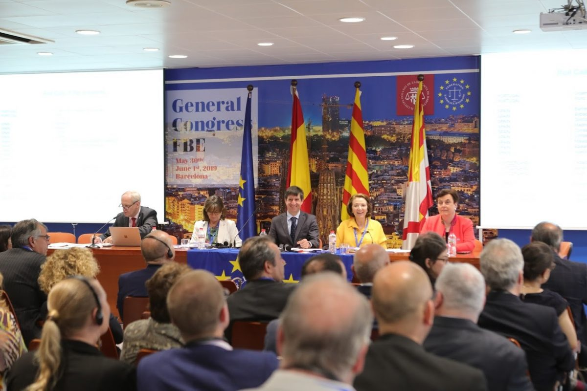 53 rd FBE General Congress in Barcelona