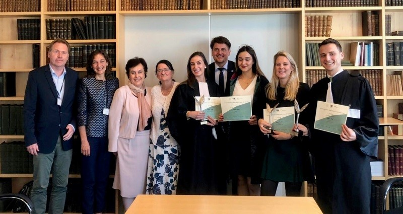 FBE II International Human Rights Oratory Competition for young lawyers and law students –  Berlin, 13-14 September 2019