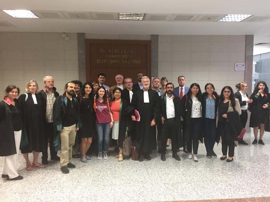 FBE HUMAN RIGHTS COMMISSION – TRIAL OBSERVATION PROJECT TURKEY