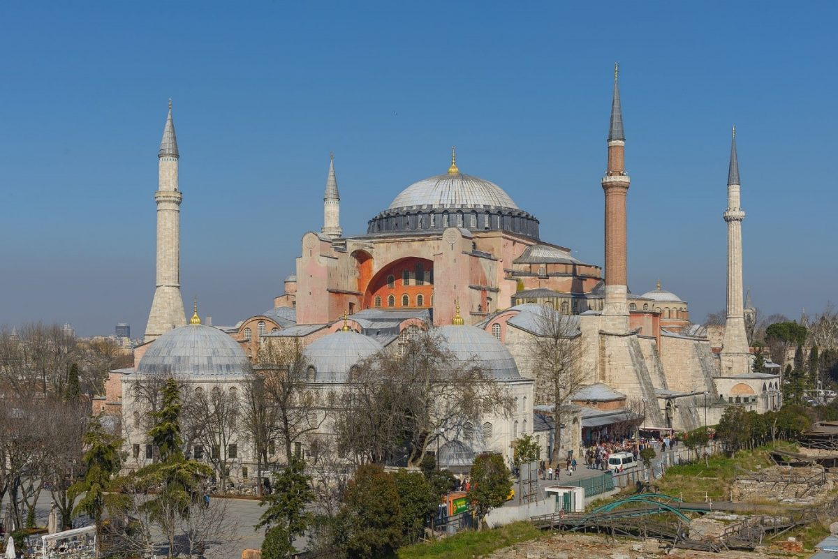 HUMAN RIGHTS COMMISSION – HAGIA SOPHIA (and what next)