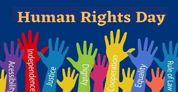 FBE HUMAN RIGHTS COMMISSION – HUMAN RIGHTS DAY,  DECEMBER 10, 2020