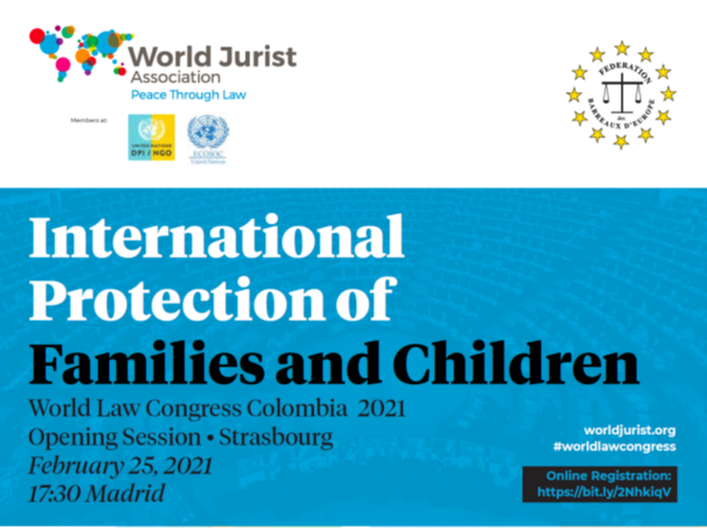 WJA & FBE – International Protection of Families and Children, 25/02/2021